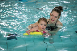Ducklings sessions at Active Tameside