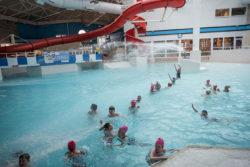 Hyde Leisure Pool Swimming Fun Active