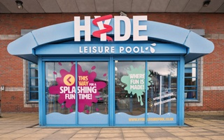 Hyde Leisure Pool Active Tameside
