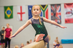 Gymnastics at Active Tameside