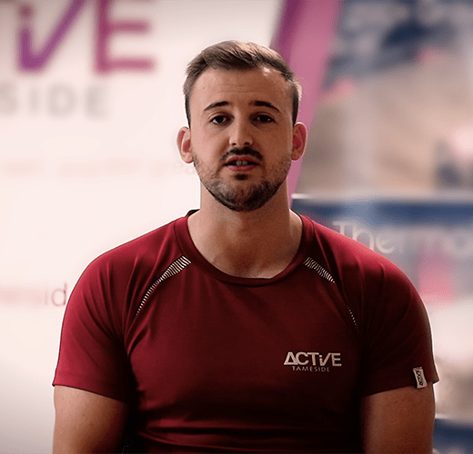 Personal Training Tameside Luke Davis Active Fitness