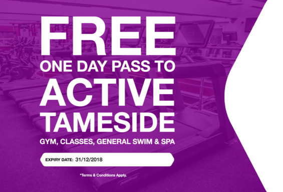 Active Gym Swimming Tameside Free Pass