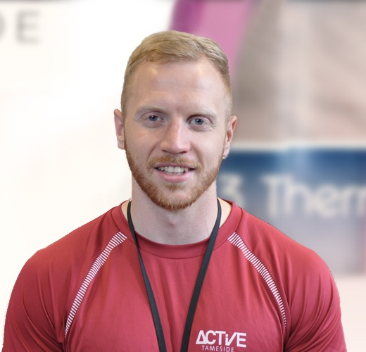 Matt Wilko PT Active Tameside