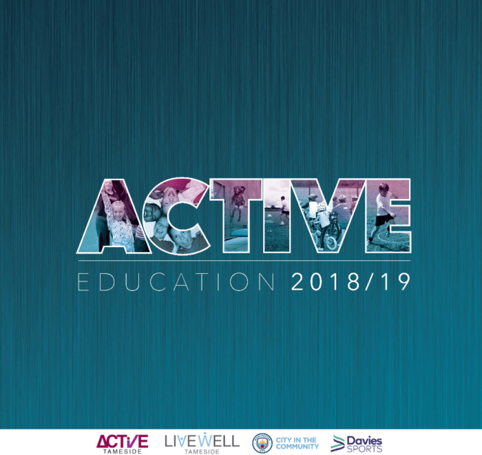 Active Education brochure