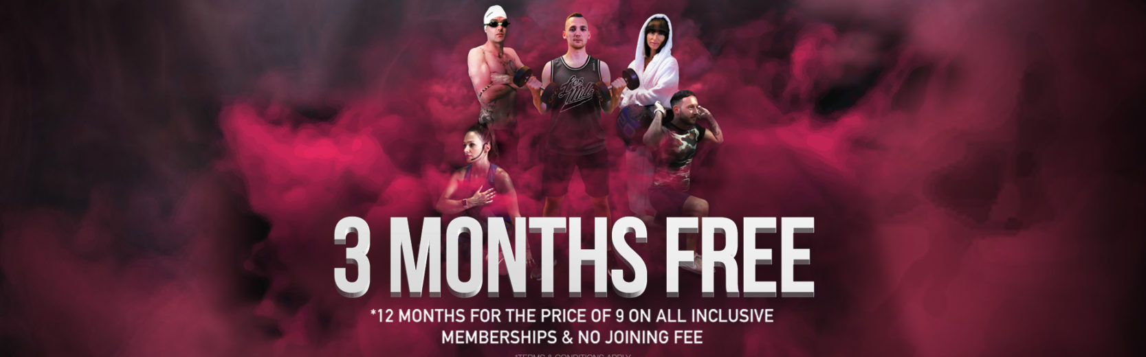 3 Months Free Active Tameside Fitness