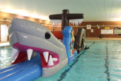 Inflatable pool parties Active Tameside