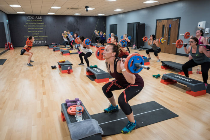 BODYPUMP by Les Mills classes at Active Tameside