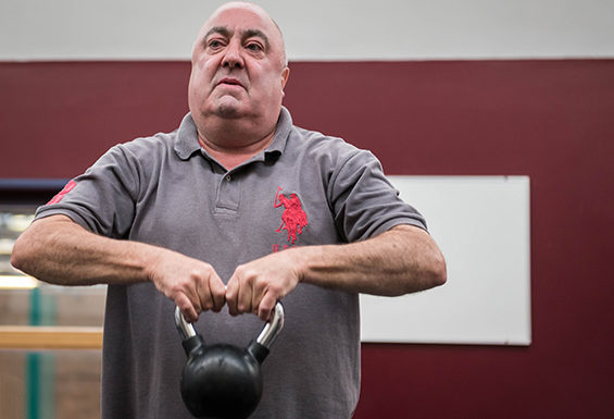 Tony Berry Active Tameside Member