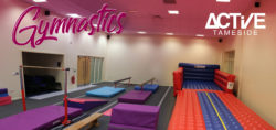 Gymnastics room at Active Ken Ward