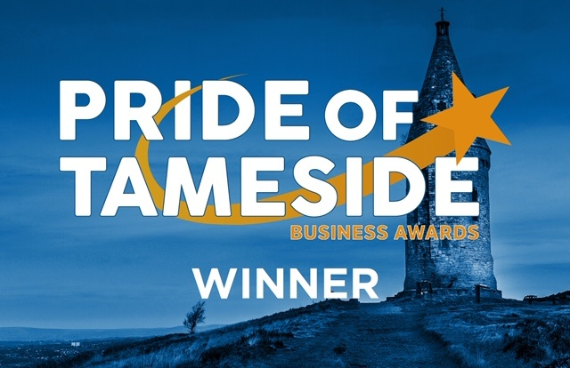 Active Tameside win Pride of Tameside Business Award