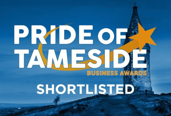 Active Tameside shortlisted for 4 Business Awards