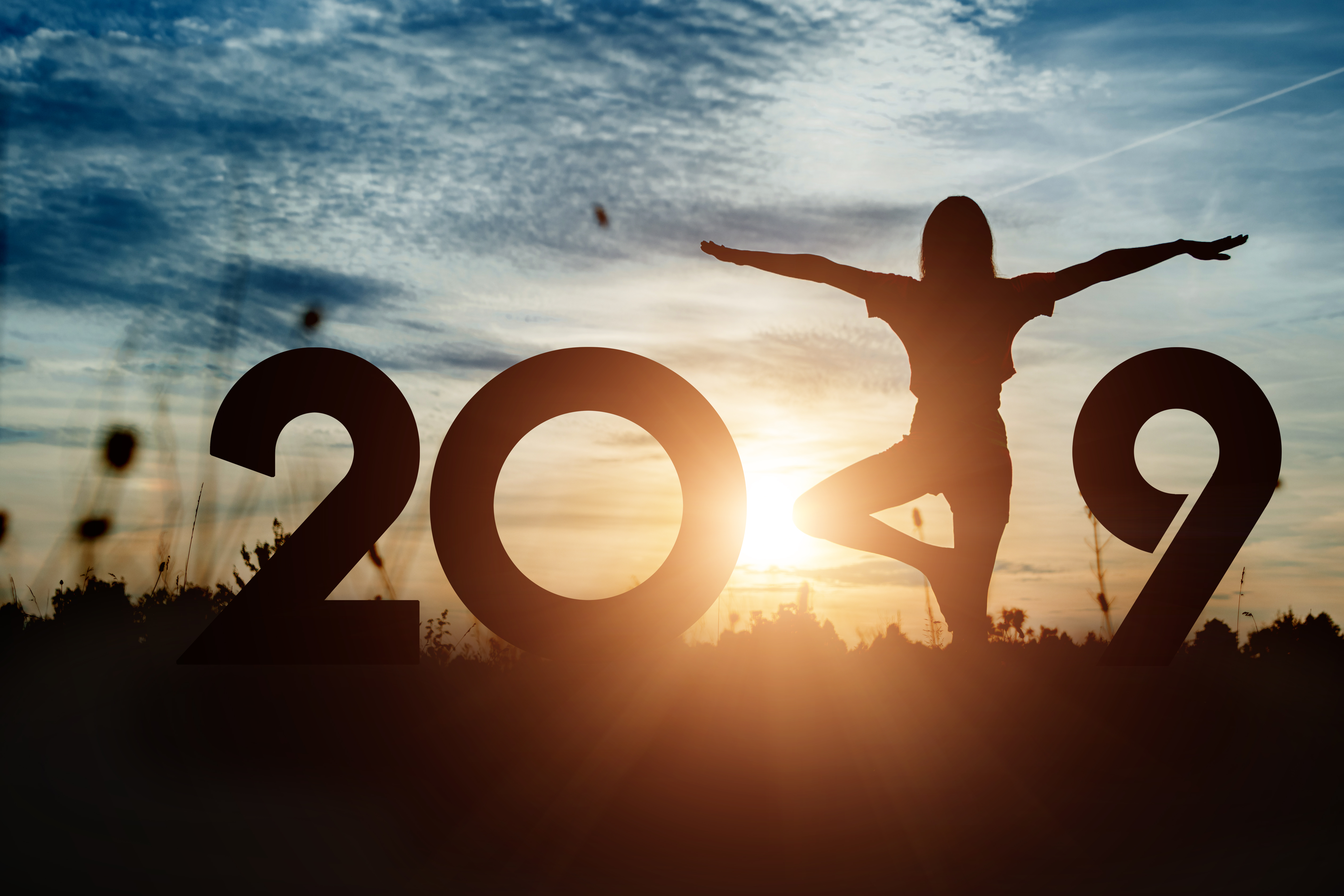 2019 yoga pose
