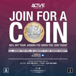 Join for a Coin in April