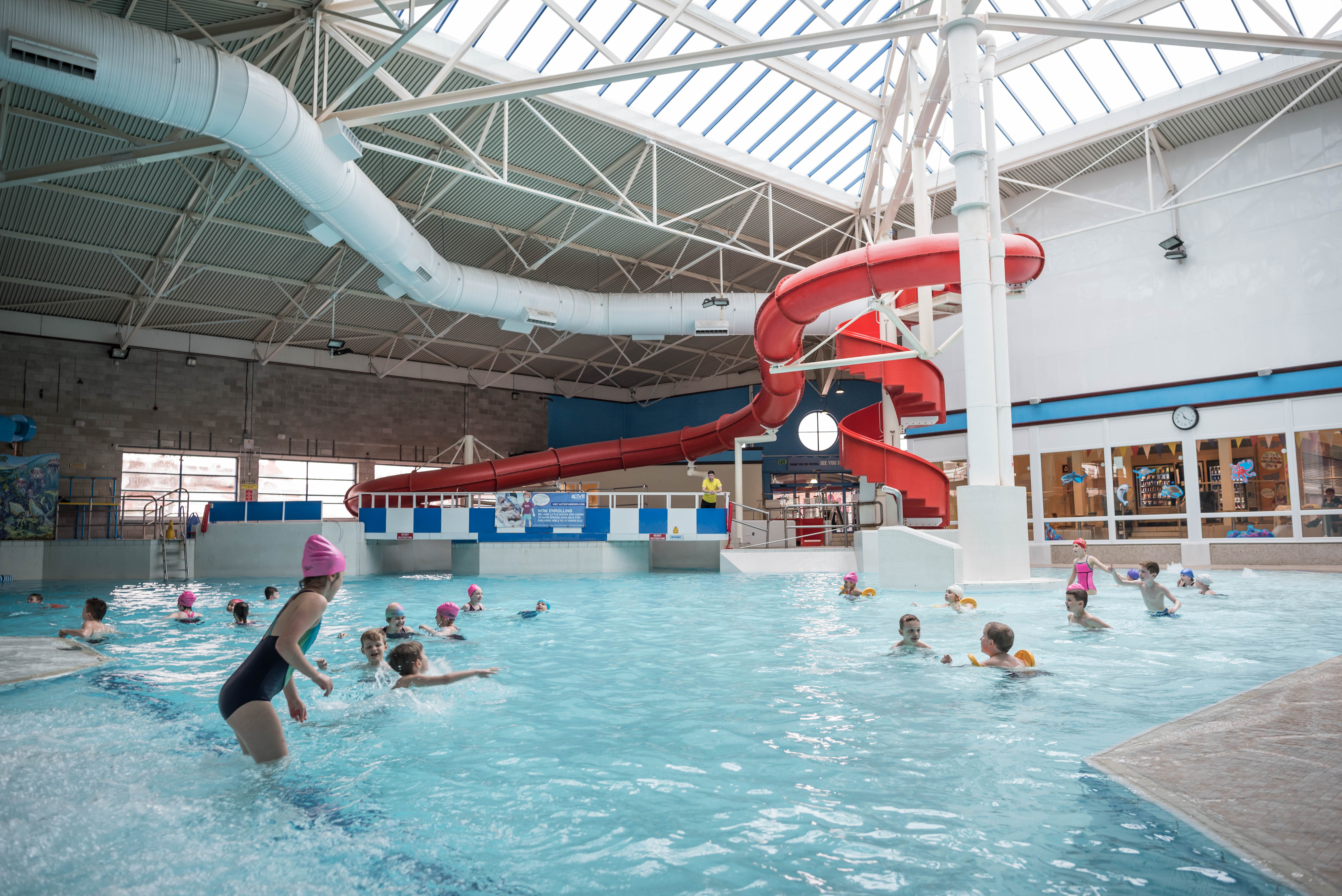 Hyde Leisure Pool