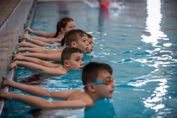 Active Tameside school swimming lessons