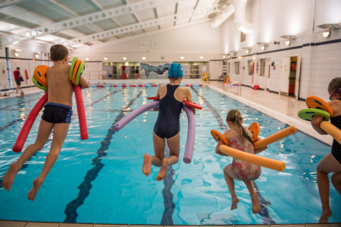 Active Tameside school swimming