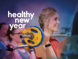Healthy new year with Active Tameside
