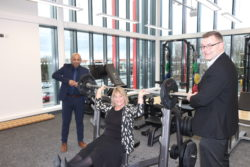 Wellness Centre opening in Denton