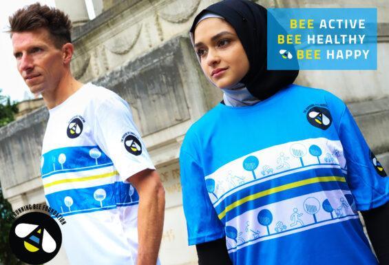 Running Bee sportswear