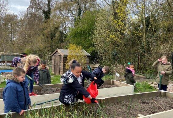 Fuel 4 Fun Holiday Camp at AT Community Allotments